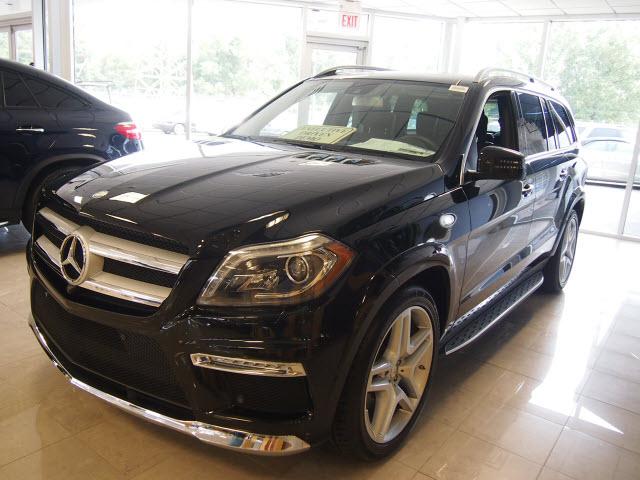 2015 GL 550 4MATIC® SUV