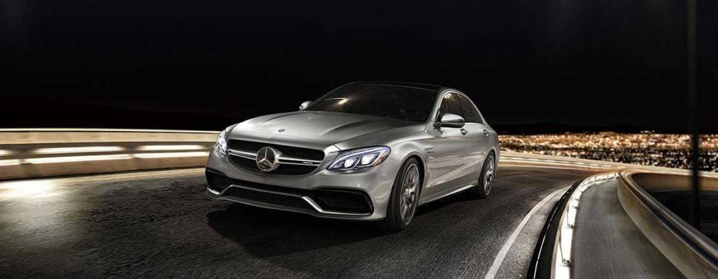 Explore the interior of the all new 2017 mercedes benz c class for Ray catena mercedes benz edison
