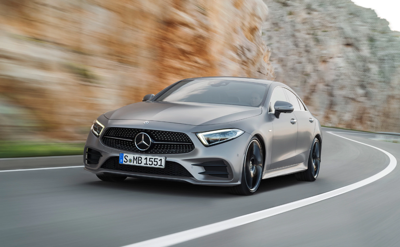 8 cool things about the 2019 mercedes benz cls ray for Ray catena mercedes benz