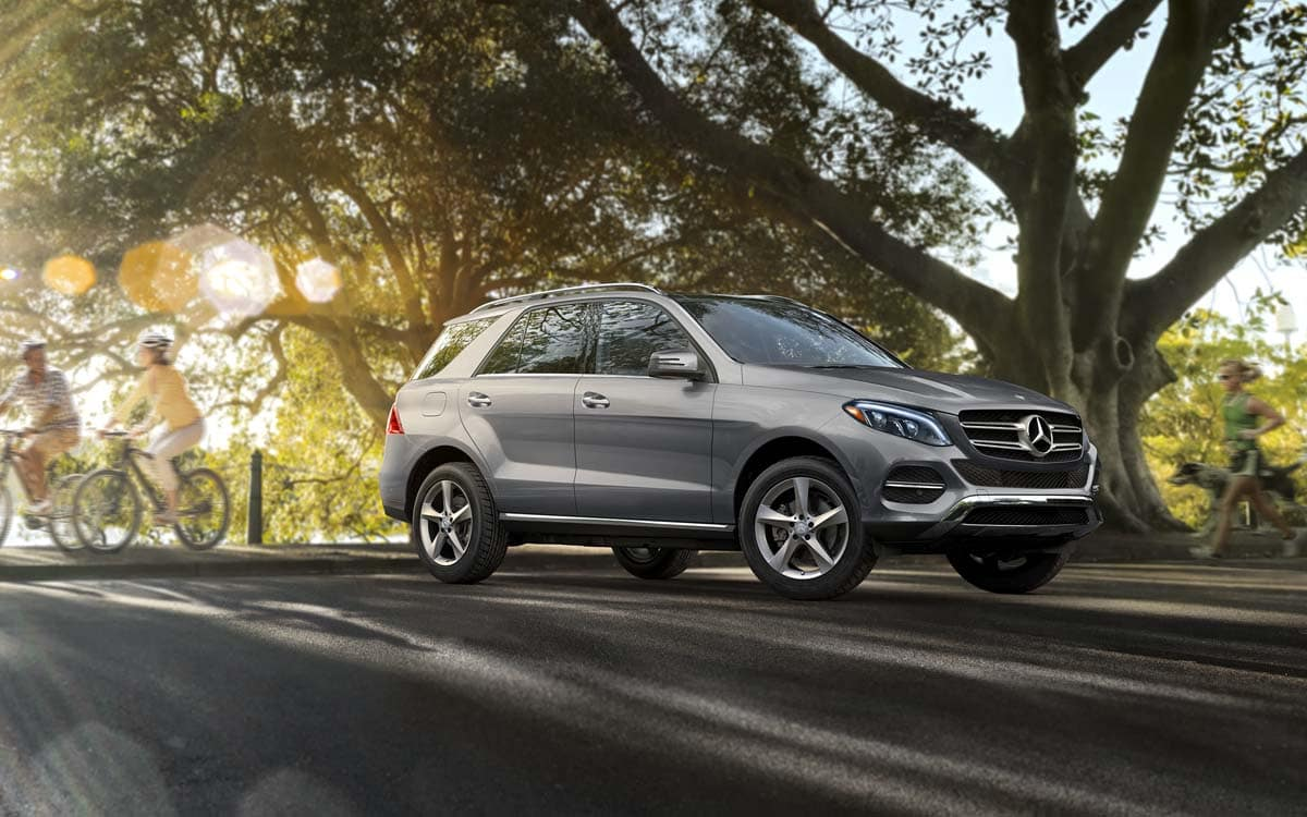 Mercedes-Benz-GLE350