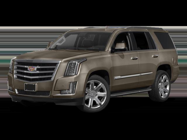 2018 Cadillac Escalade_