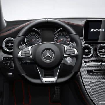 2018 Mercedes-Benz AMG GLC 43 Interior
