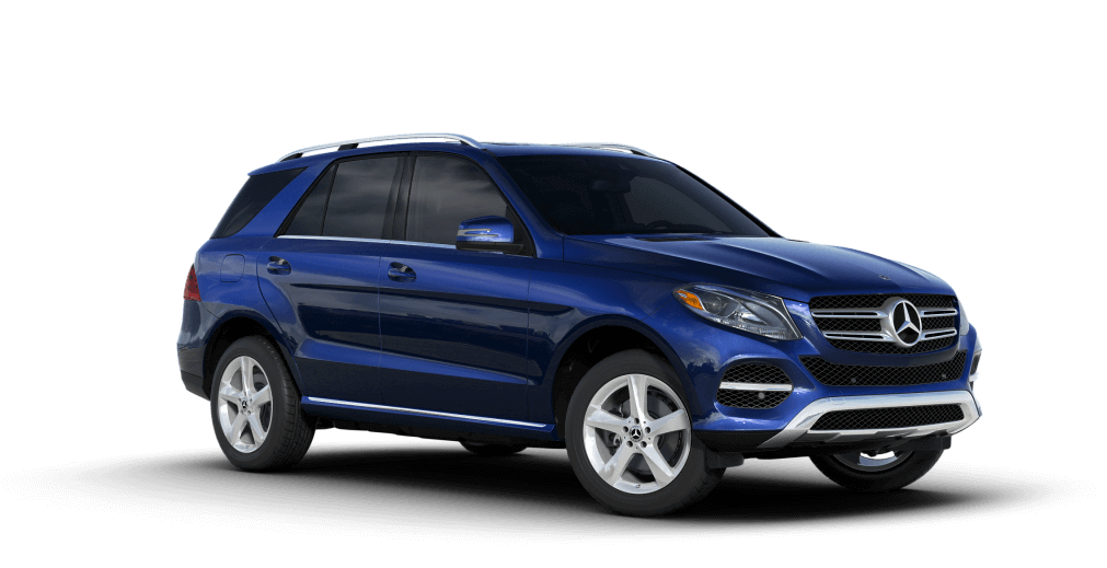 2018 MB GLE 350 Blue