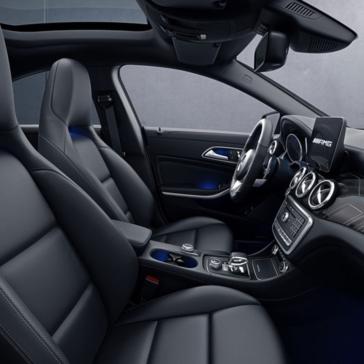 2018-Mercedes-CLA-interior-edison-nj