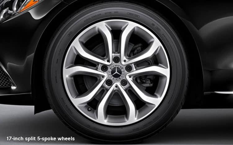mercedes-benz-2018-c300-17-inch-split-5-spoke-wheels