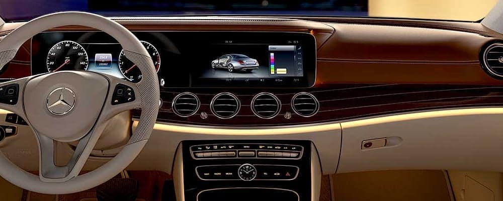 2018 Mercedes-Benz E-Class Features
