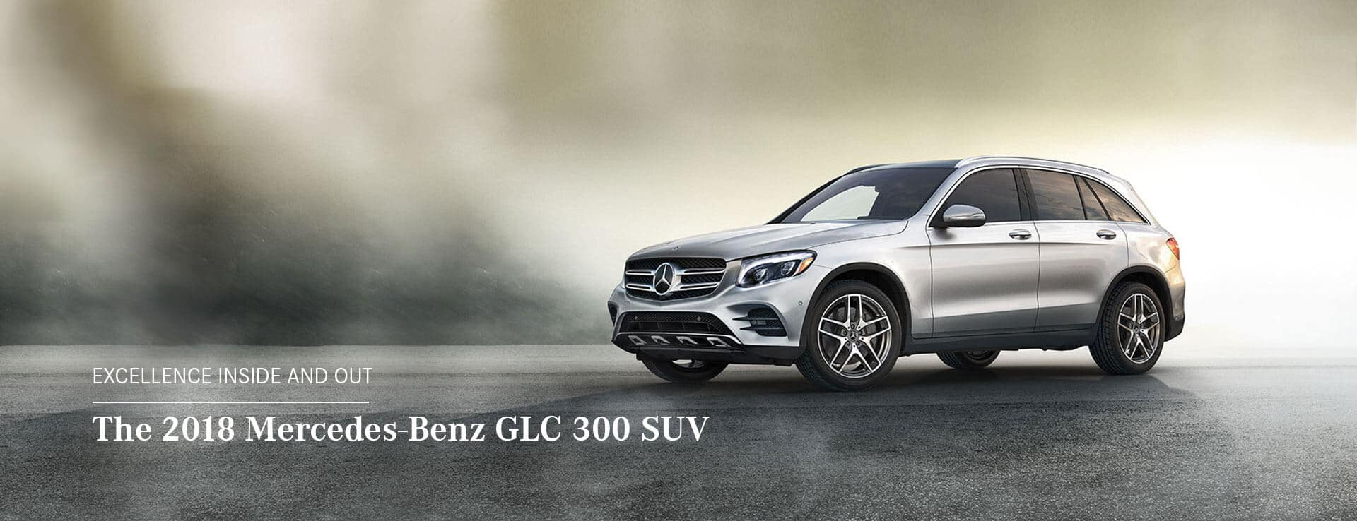 2018 Mercedes Benz GLC 300 4MATIC® SUV