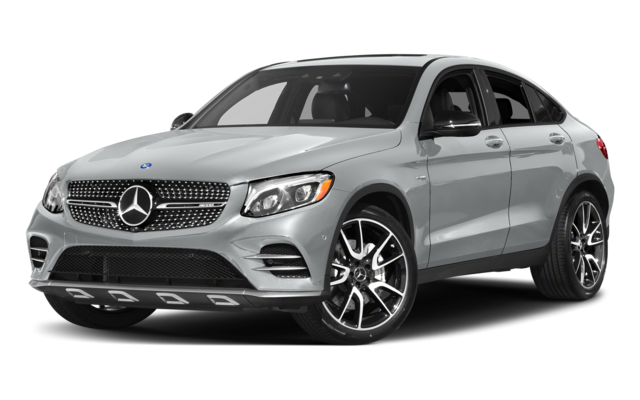2019 Mercedes Benz Glc Coupe Vs 2019 Bmw X4 Luxury Suv Coupes