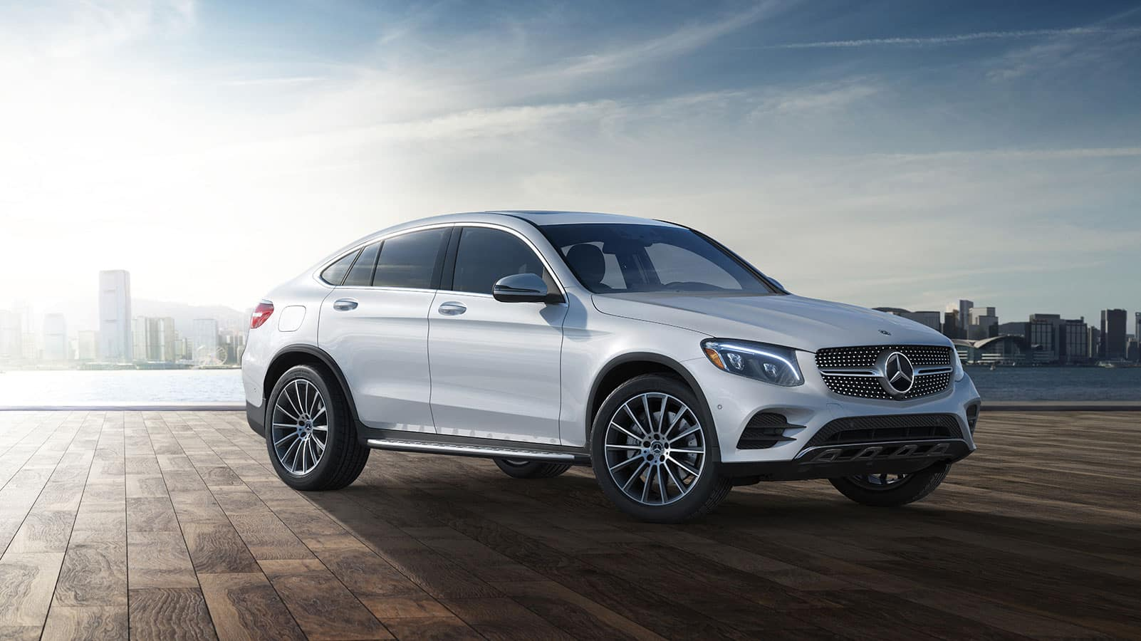 2019 Mercedes-Benz GLC Coupe