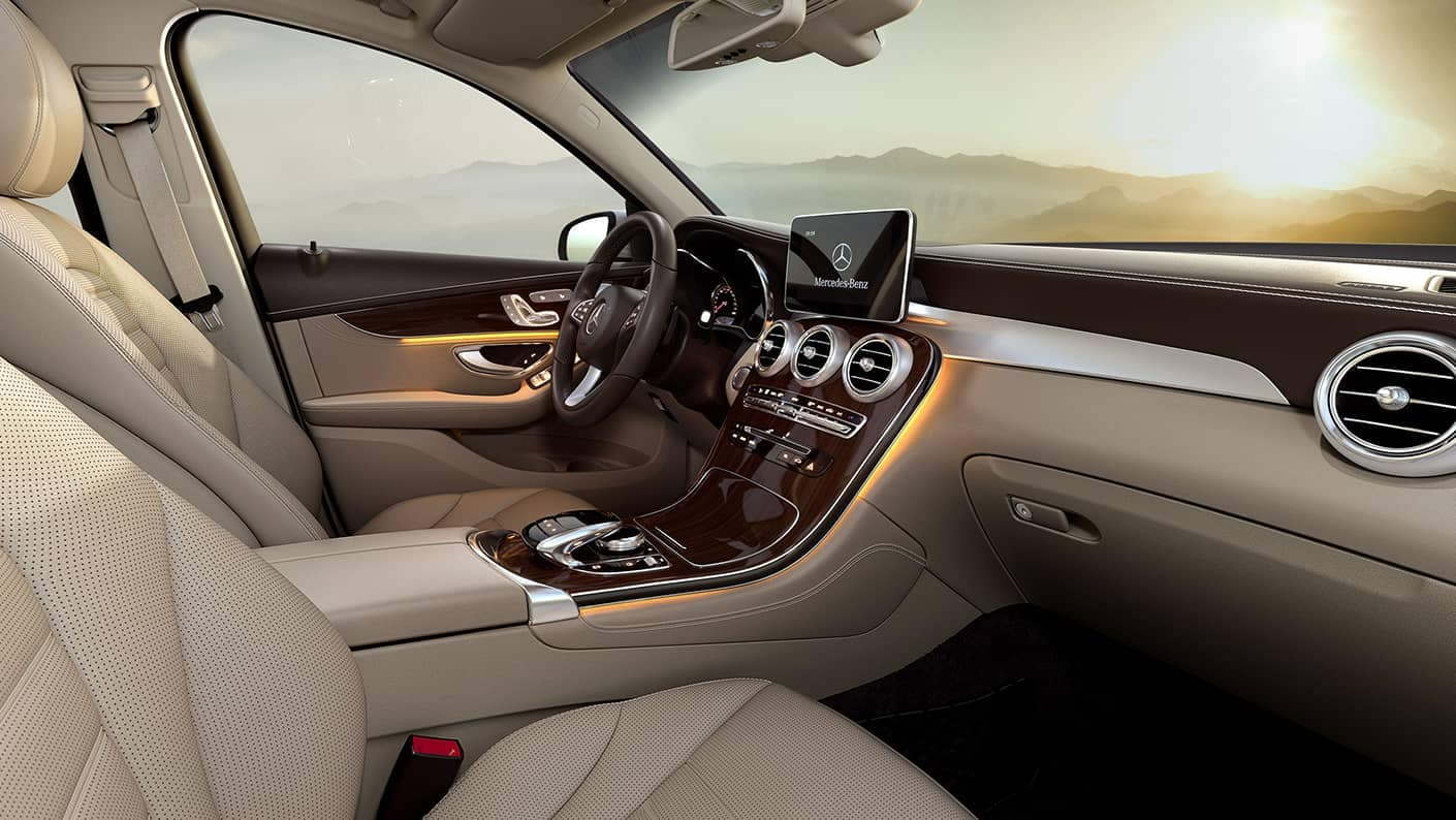 2019 Mercedes-Benz GLC Interior Features