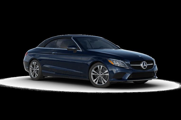 New 2019 Mercedes-Benz C 300 4MATIC® Cabriolet