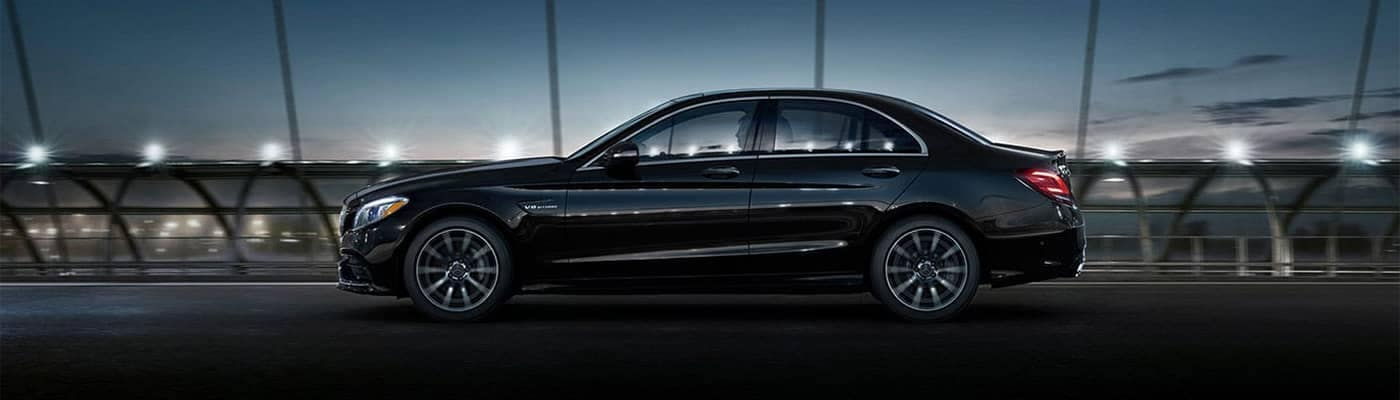 Mercedes-Benz C-Class AMG Driving