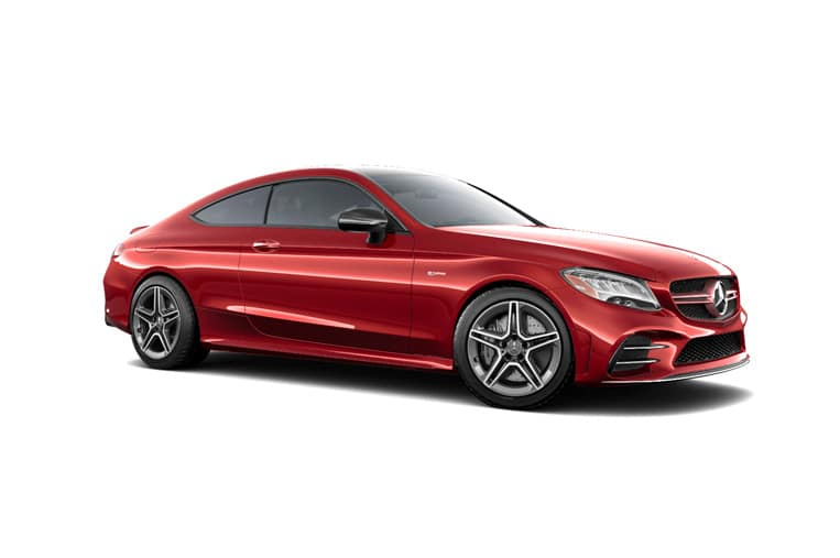 2019 Mercedes-Benz C 300 Coupe 4MATIC® Lease Special NJ