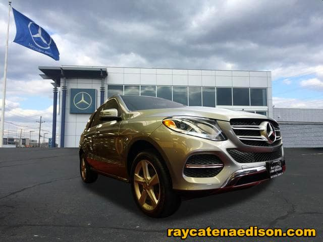 Certified Pre-Owned 2016 Mercedes-Benz GLE 350 4MATIC® SUV