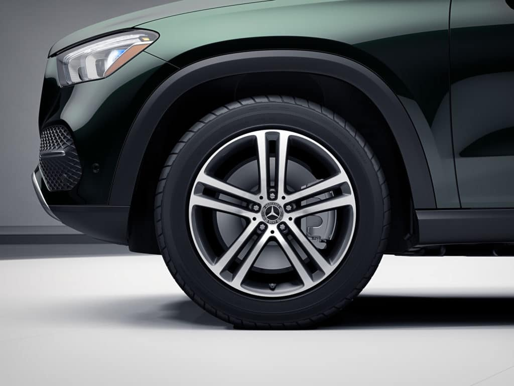 The New 2020 Mercedes-Benz GLE SUV