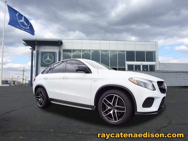 CPO 2019 Mercedes-Benz AMG® GLE 43 4MATIC® Coupe