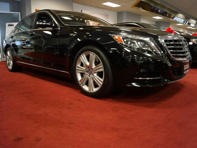 CPO 2016 Mercedes-Benz S 550