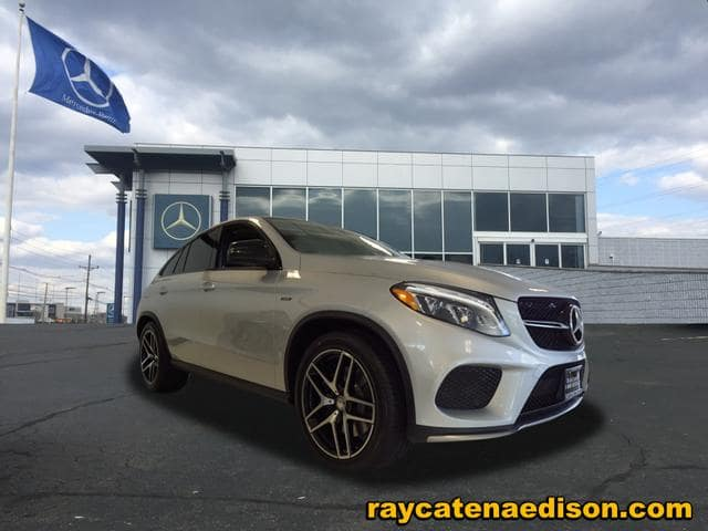 CPO 2016 Mercedes-Benz GLE 450 4MATIC® Coupe