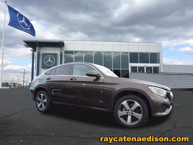 CPO 2017 Mercedes-Benz GLC 300 4MATIC® Coupe