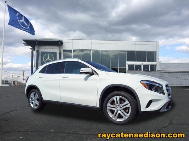 CPO 2017 Mercedes-Benz GLA 250 4MATIC® SUV