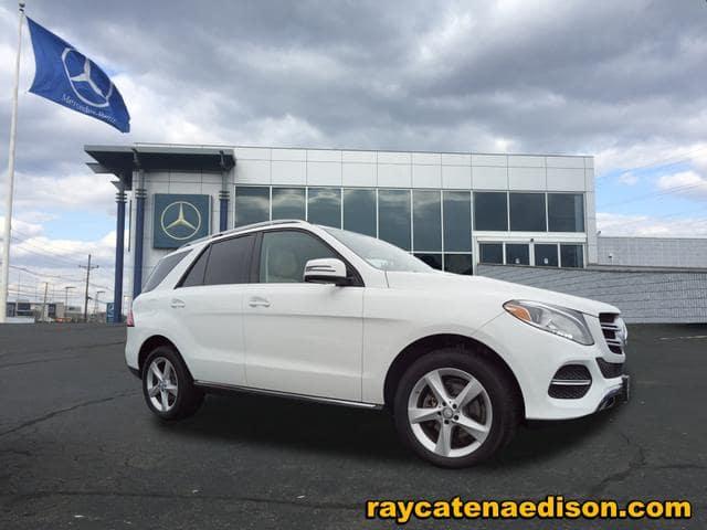 2017 Mercedes-Benz GLE 350 4MATIC® SUV