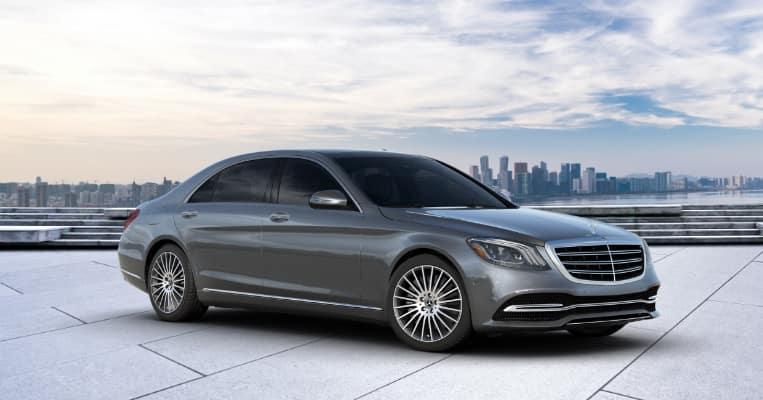 2020 S 560 4MATIC® Sedan