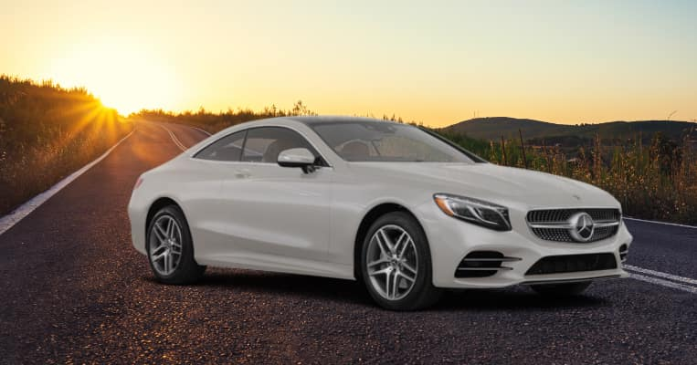2020 S 560 4MATIC® Coupe