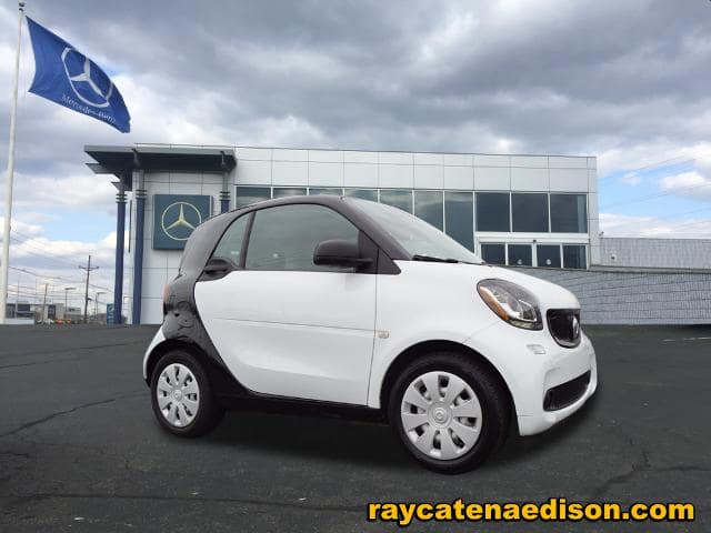 2016 SMART fortwo PURE Coupe