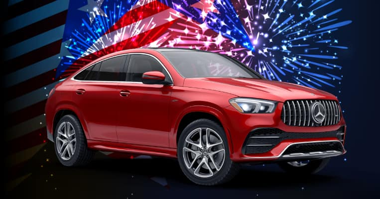 2021 AMG® GLE 53 4MATIC® 4dr Coupe