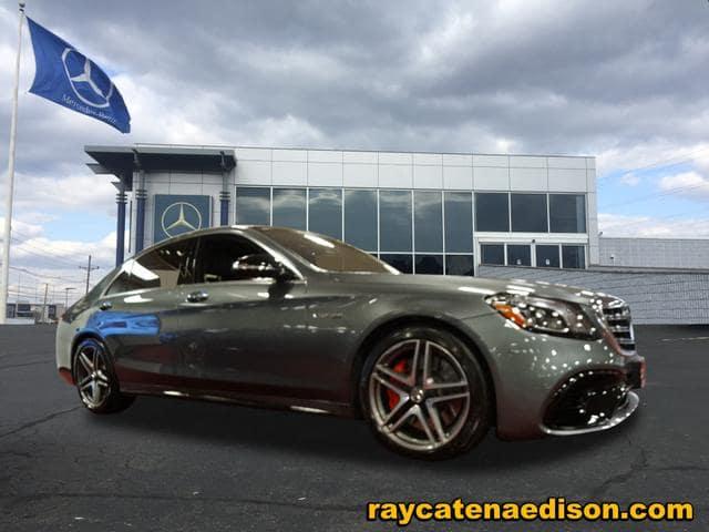2019 Mercedes-AMG® S 63 4MATIC® SEDAN