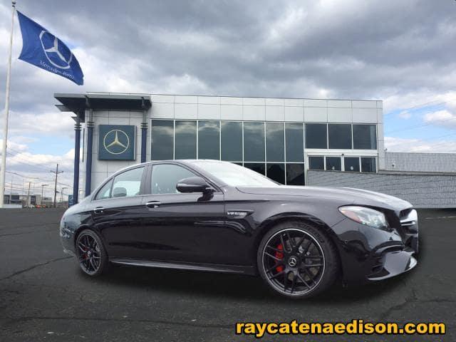 2018 Mercedes-Benz E 63 4MATIC® Sedan