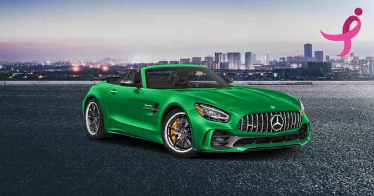 Limited Production 2020 AMG GT R Roadster
