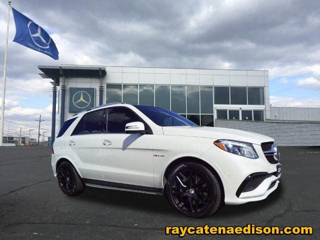 2018 Mercedes-Benz AMG® GLE 63 4MATIC® SUV