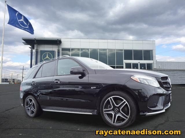 2017 Mercedes-Benz AMG® GLE 43 4MATIC® SUV