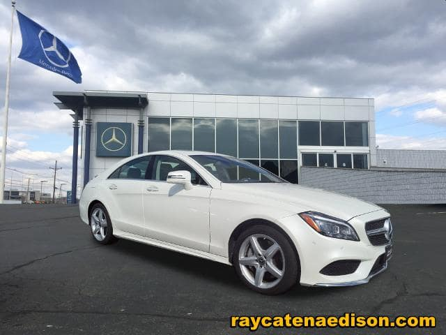 2017 Mercedes-Benz CLS 550 4MATIC® Coupe