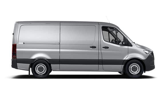 2021 Sprinter Cargo Van - 48 Months