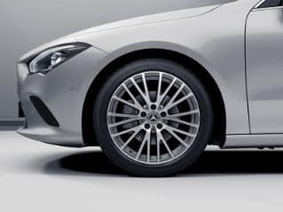 """04R - 18"""" Multi-Spoke Wheels"""