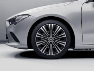 """61R - 18"""" Mutli-Spoke Wheels"""