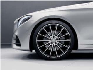 RVR - 20 AMG Multi-Spoke Wheels w/ Black Accents