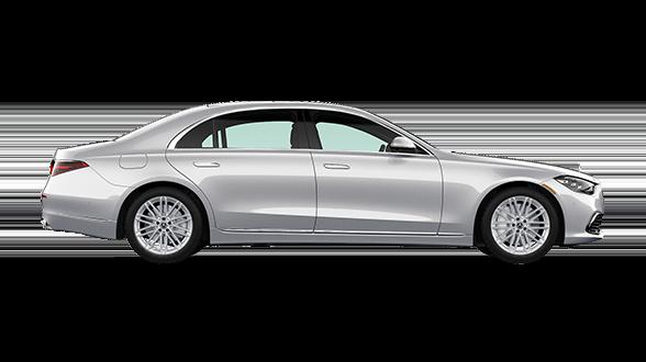 2021 S 580 4MATIC® Sedan