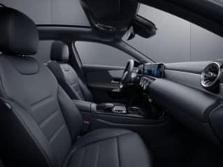 258 - Titanium Grey/Black leather