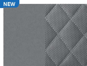 508 - Exclusive Silver Grey & Black