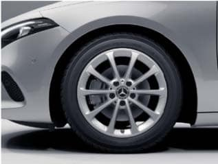 72R - 10-Spoke Wheels