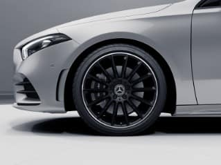 RVK - AMG Multi-Spoke Wheels, Black