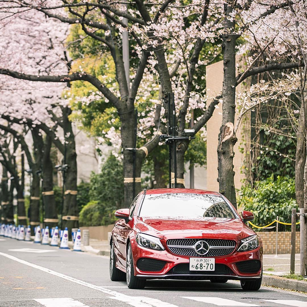 Mercedes-Benz Introduces All-new Stunning C-Class Coupe