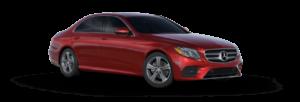 2017 E300 designo Cardinal Red Metallic