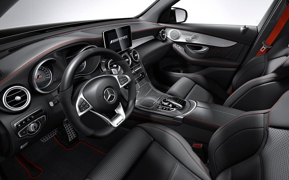 2018 MB AMG GLC 43 Interior Gallery 5