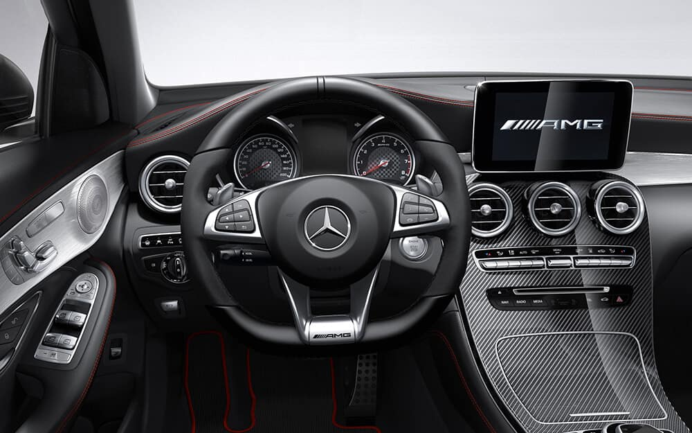 2018 MB AMG GLC 43 Interior Gallery 6