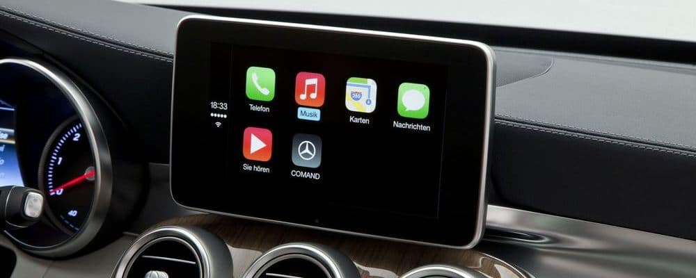 Mercedes-COMAND-infotainment