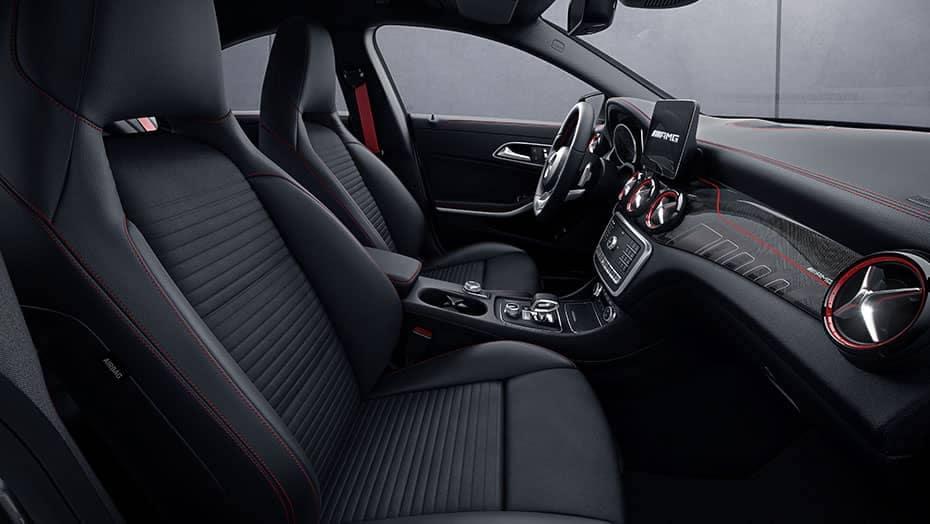 2019 Mercedes Benz CLA Interior 4